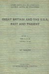 Great Britain and the U.S.A. Past and Present