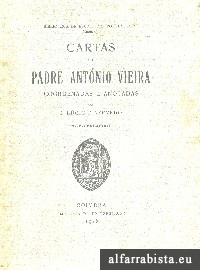 Cartas do Padre António Vieira - 3 VOLUMES