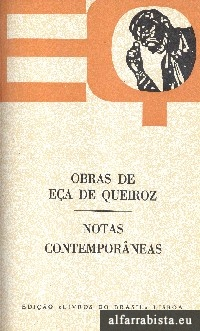 Notas contemporâneas